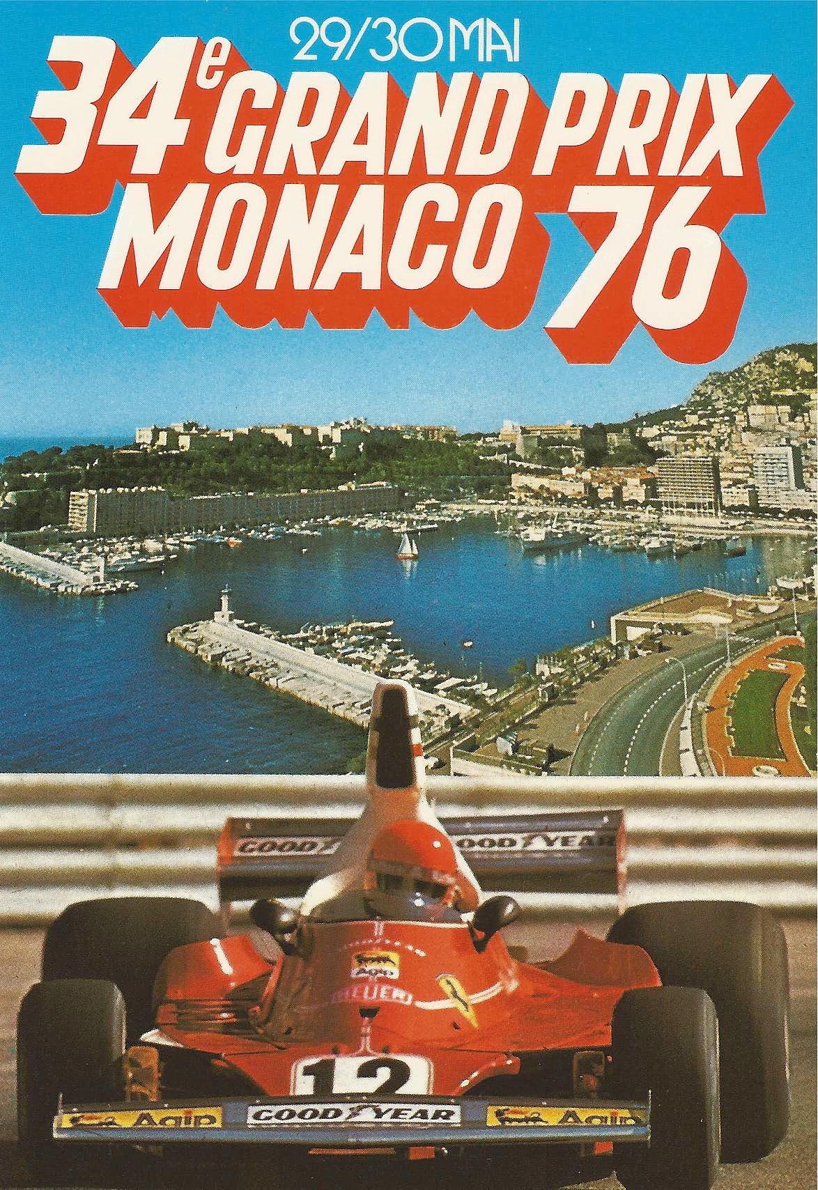 Association Cartophile de Monaco   Grand Prix Monaco ...: http://www.cartophiles-monaco.com/#!grand-prix-monaco-formule-1---1976/zoom/c1pjk/image1n66