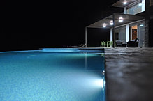 luxury seafront villa for rent Crete
