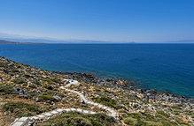 villa de luxe Crete accès mer