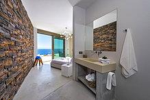 location villa de luxe Crete