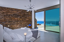 Luxury rental villas in Crete Greece