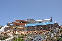 Villa de luxe en bord de mer Crete