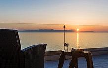 villas de luxe Crete Grece
