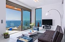 villa de luxe à louer Crète