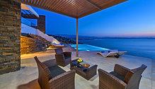 villa exclusive à la Canée Crete