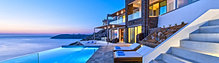Luxury rental villa Chania Crete