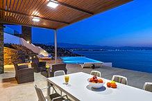 villa de luxe la Canée à Crete