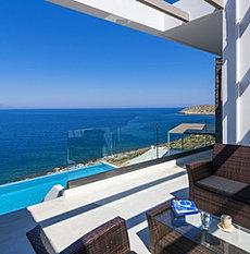Luxusvilla in Griechenland Kreta
