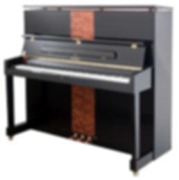 Petrof P 125 Bubinga  Atelier Piano