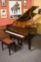 Atelier Piano, PETROF, Petrof Galeria, Richard Šulc, +421905507317, Ladenie klavirov, oprava klavirov,