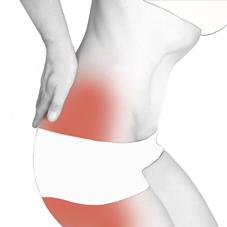Les douleurs dans le cou et haut du dos