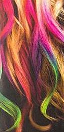 craie pour cheveux coloration temporaire hair chalk mikiti - Coloration Cheveux Craie