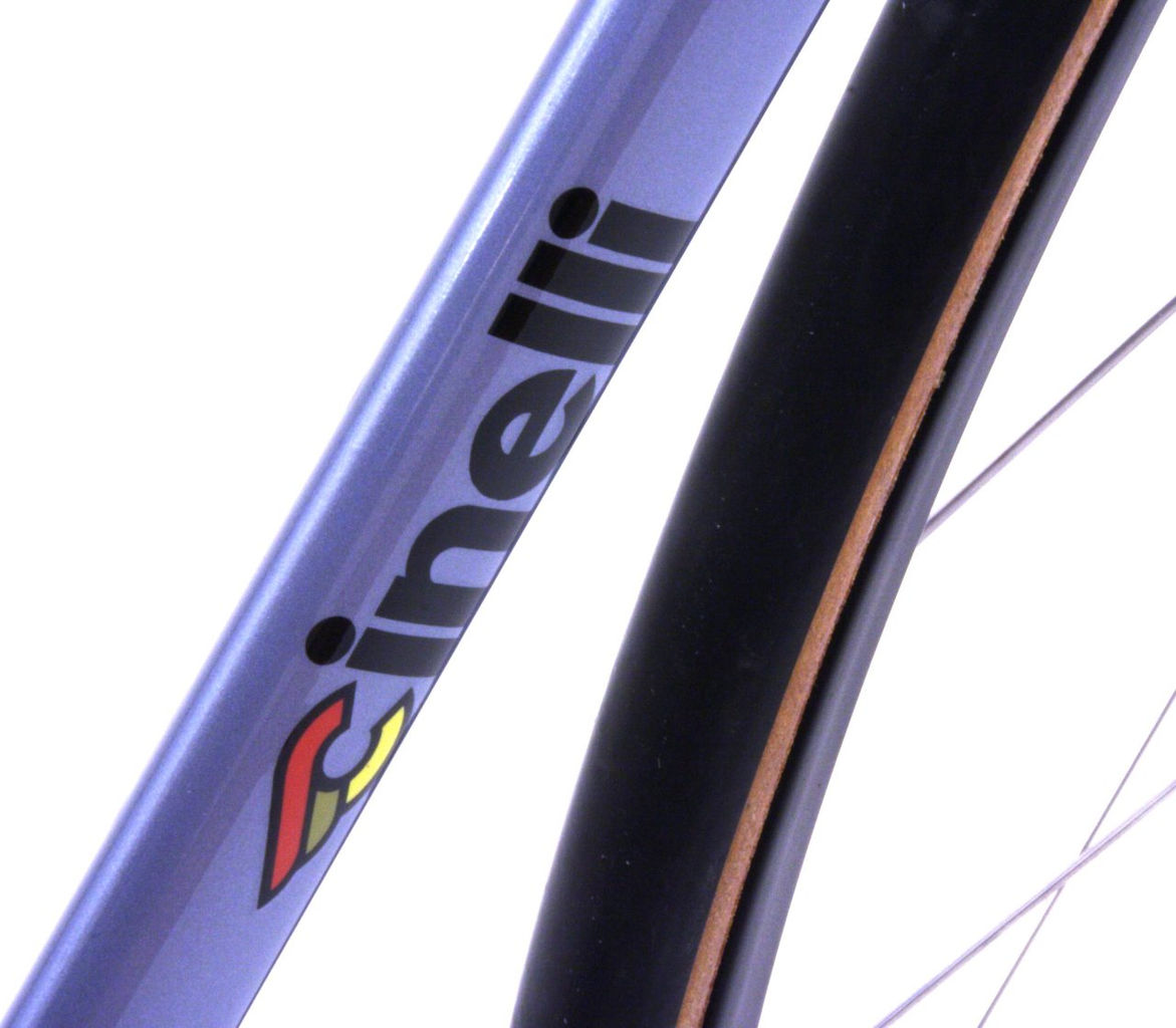 laser downtube with decal
