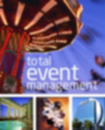 Event management, event organiser, event planner, event production