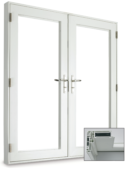 There Is Nothing Quite Like A Sunview Essex Swing Patio Door. The Execution  Of An Uncompromising Vision In Advanced Vinyl. It Was Conceived To Create  ...