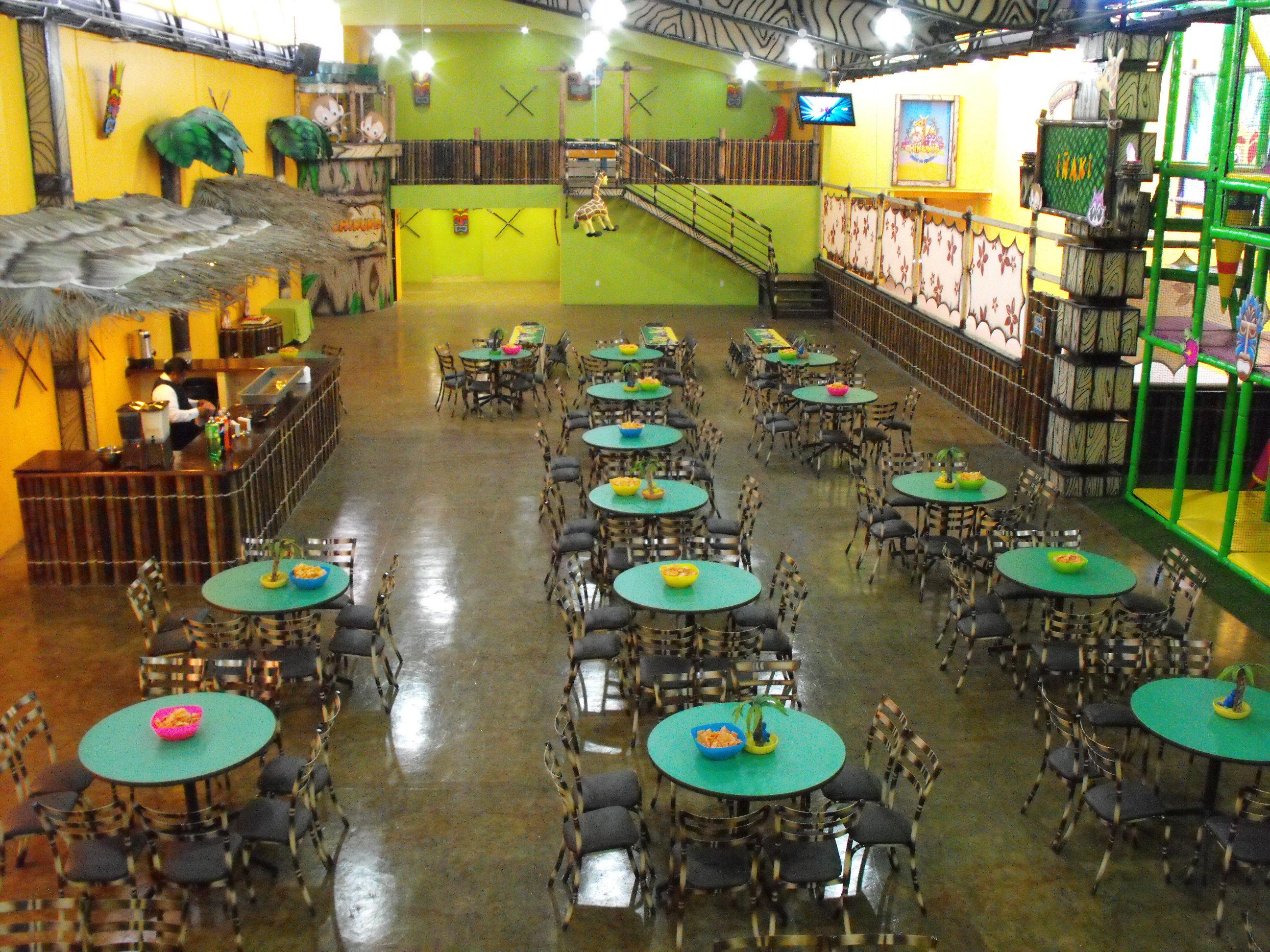 Salon de fiestas infantiles chikukis salones para fiestas for K boom salon de fiestas