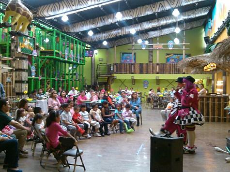 Salon de fiestas infantiles chikukis salones para fiestas for Acropolis salon de eventos
