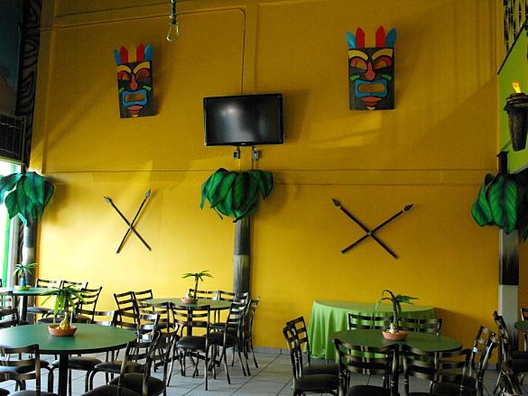 Salon de fiestas infantiles chikukis salones para fiestas for Menzah 5 salon de the