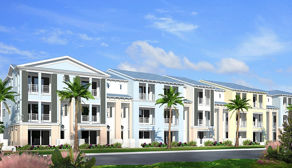 new townhomes in palm beach county - New Homes Palm Beach Gardens