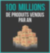 CMP Group 100 millions de produit vendus par an