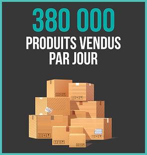CMP Group 380 000 produits vendus par jour
