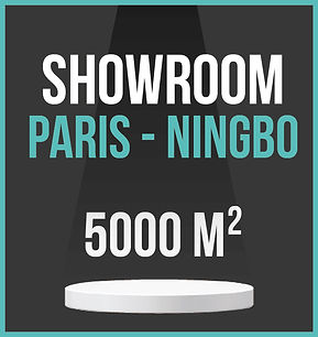 CMP Group showroom paris ningbo