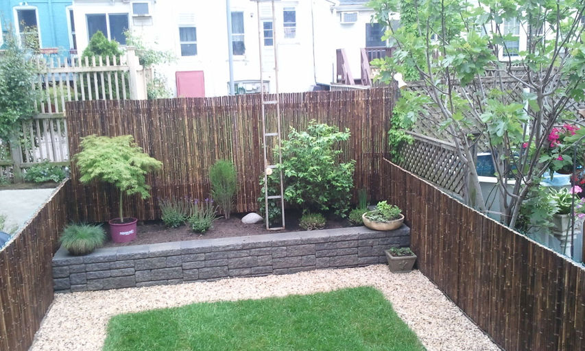 Brooklyn Backyard Renovation