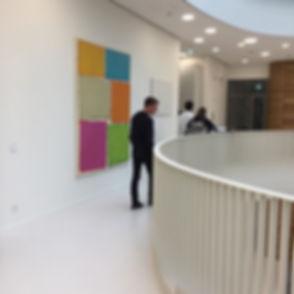 Munich researchbuilding TU University Mu