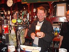 Tom Watson New Inn St Andrews