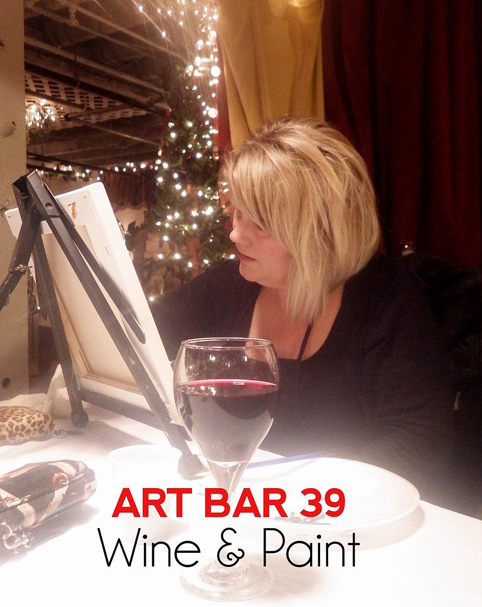 art bar 39 wine and paint nights alexandria mn