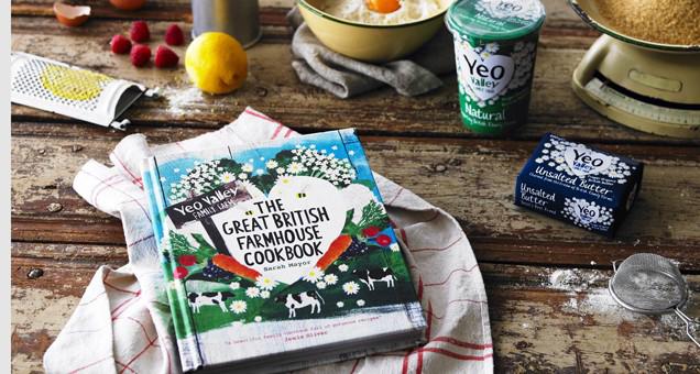 Op de keukentafel: sarah mayor, het farmhouse cookbook ...