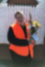 melinda deliverying flowers.jpg