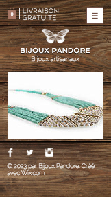 Bijoux Artisanaux
