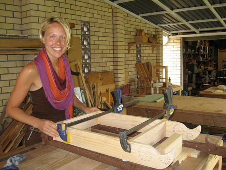 Innovative These Courses Produce Women Who Are Cut Out For Carpentry