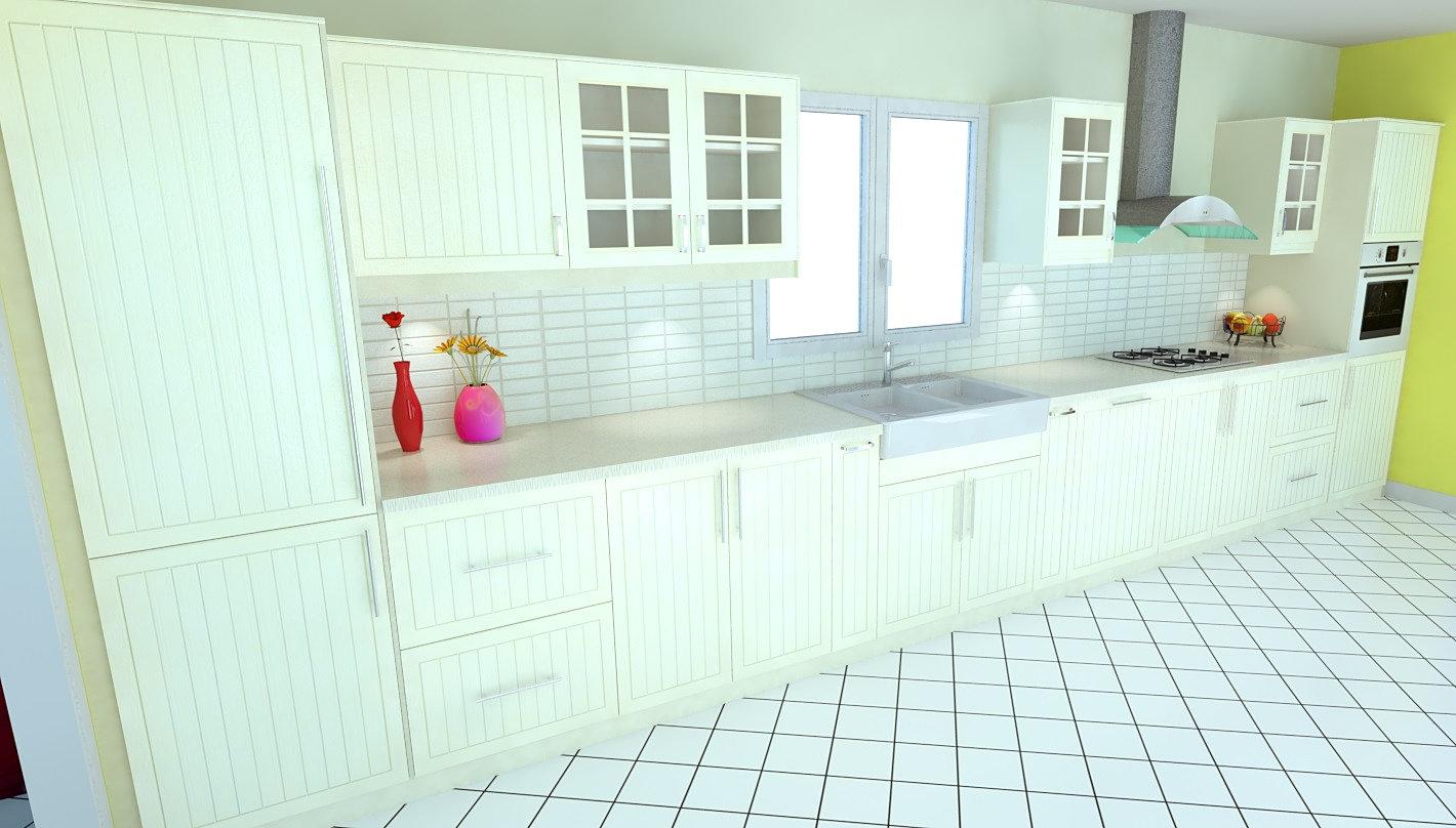 Logiciel 3d realiser votre cuisine dynamique for Cuisine 3d sketchup