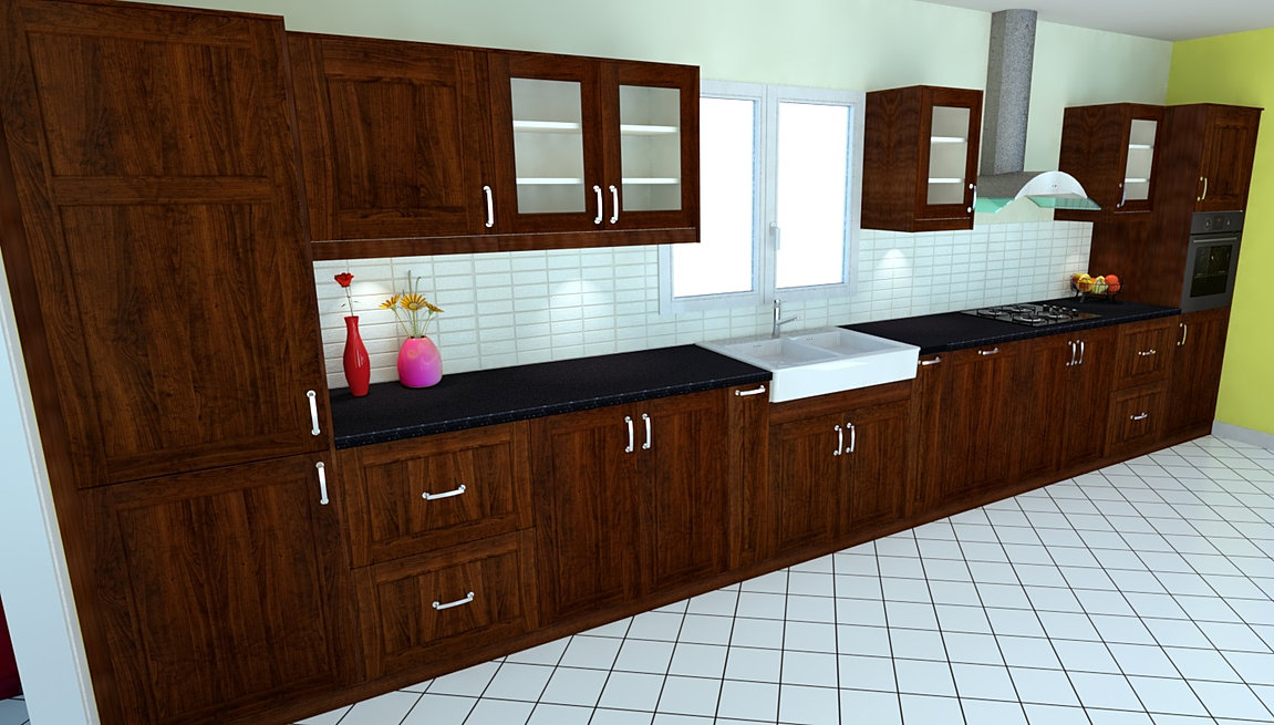 dynamique agencement click cuisine kitchens plugin. Black Bedroom Furniture Sets. Home Design Ideas