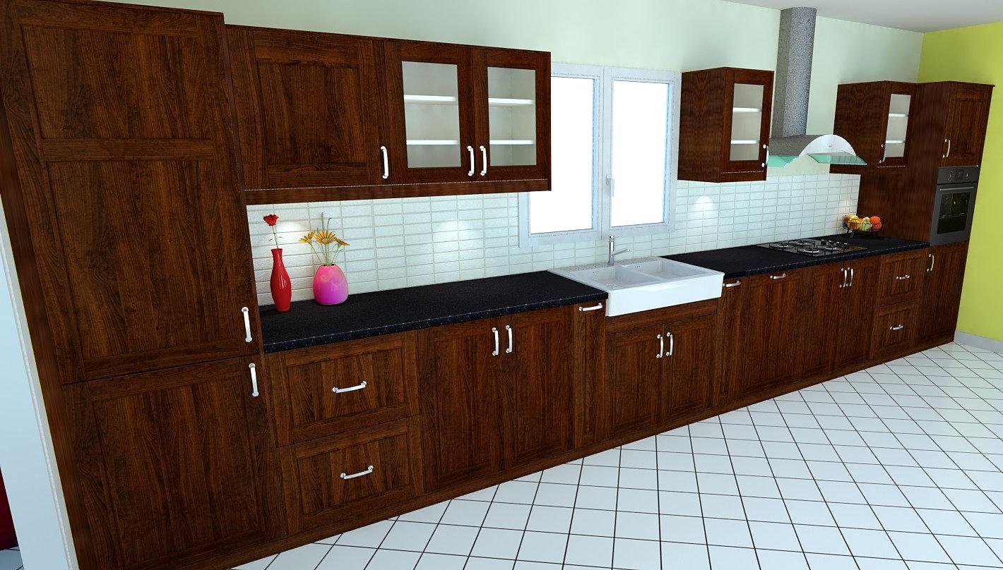 Logiciel 3d realiser votre cuisine dynamique for Cuisine ikea sweet home 3d