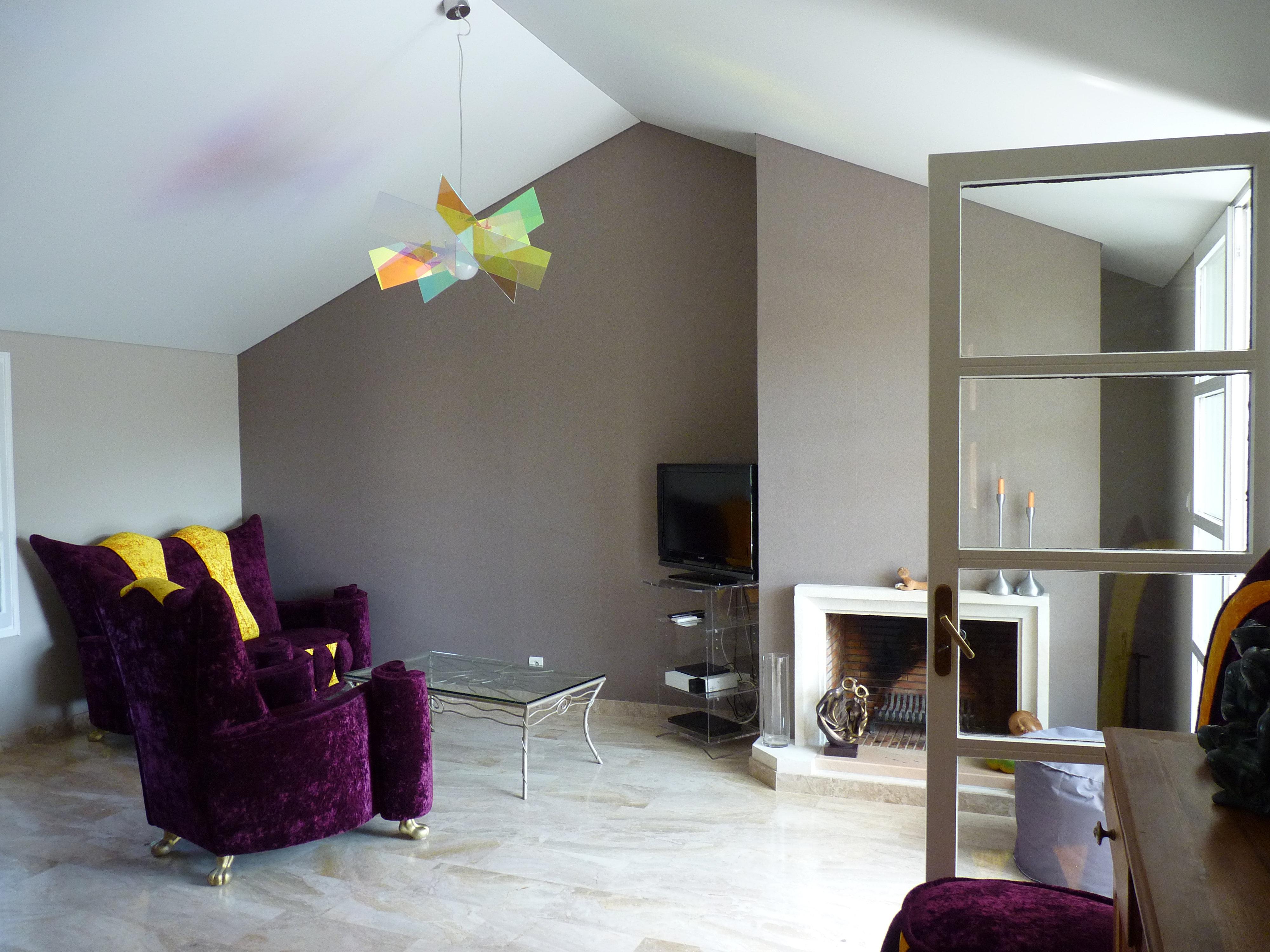 HD wallpapers interieur salon peinture