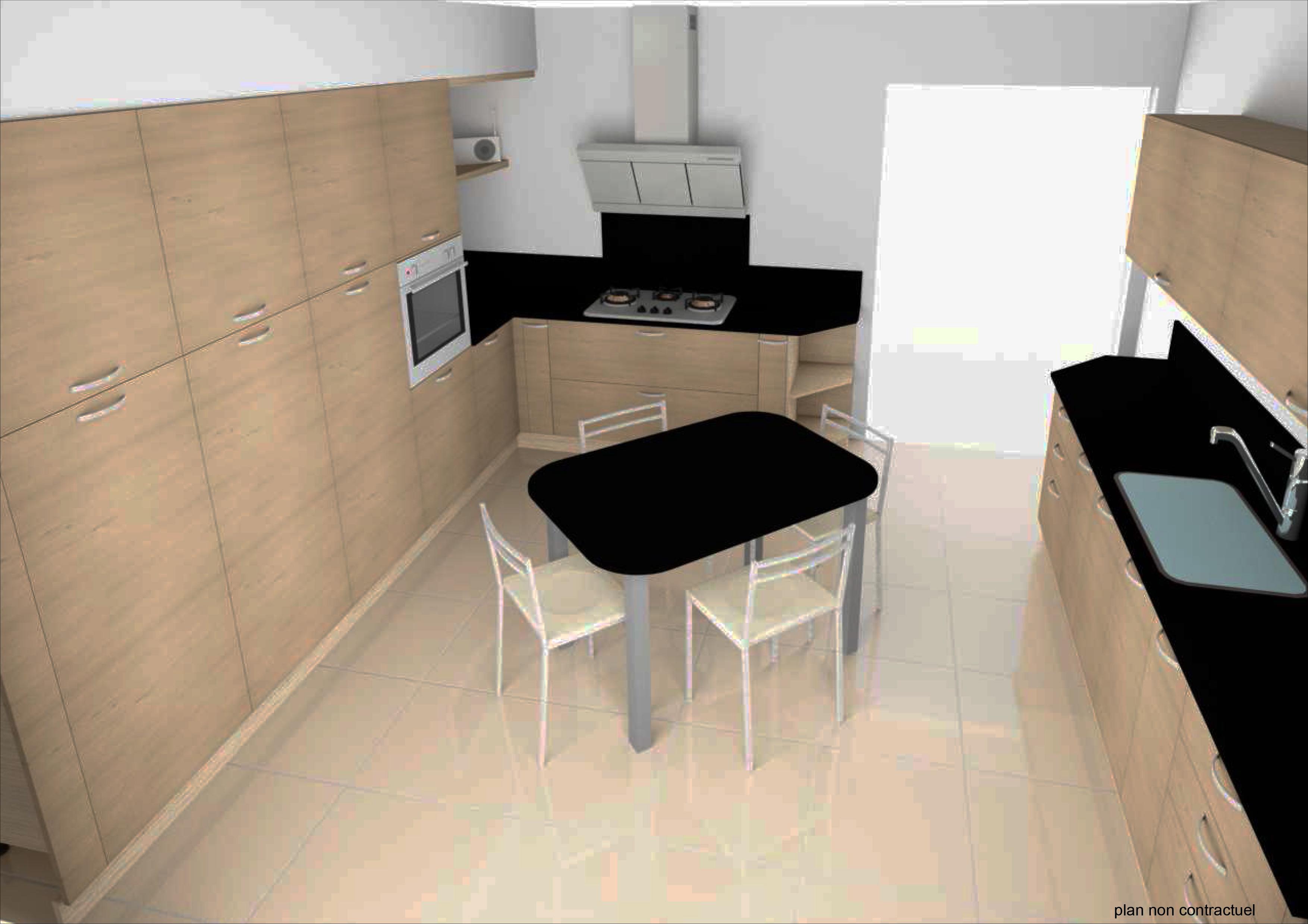 Decoratrice et architecte d 39 interieur dans la drome for Projet de cuisine en 3d