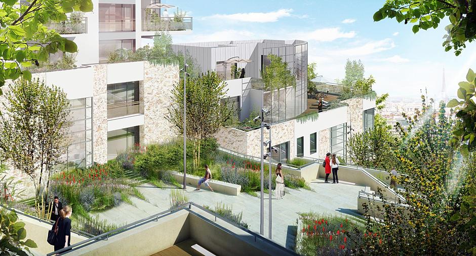 Les ateliers d'Architecture travaillent sur le projet de restructuration du CNRS de Meudon Bellevue et la ville n'aurait connaissance de rien.