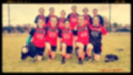 Equipe femme Maastricht 2012