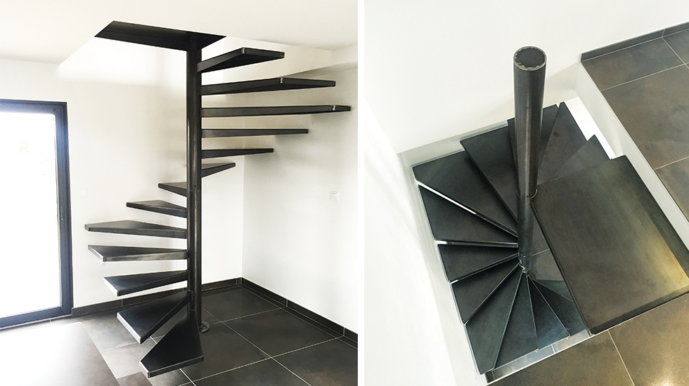 Porte coulissante sur mesure for Escalier sur mesure leroy merlin