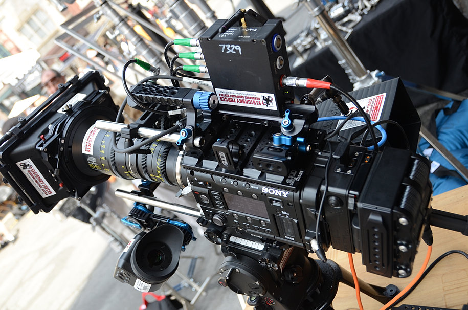 Sony F55 Configuration