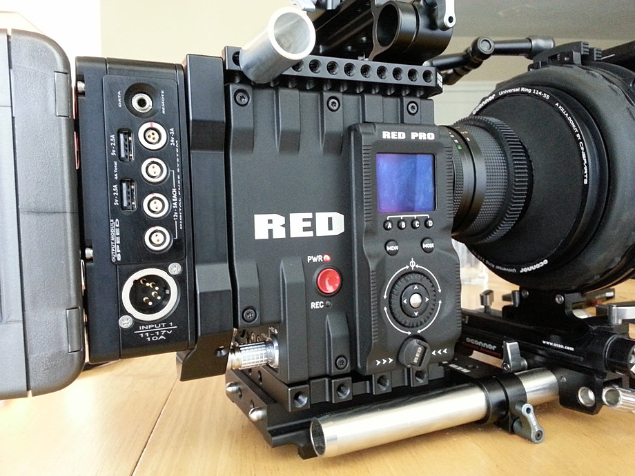 solid camera power management for v accessories red dragon scatterbox2x