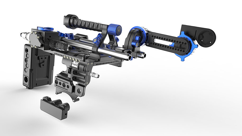 The Sony F5 and F55 System
