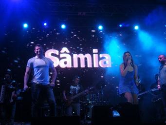 Show de Sâmya Maya