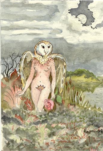 Owl Woman.bmp