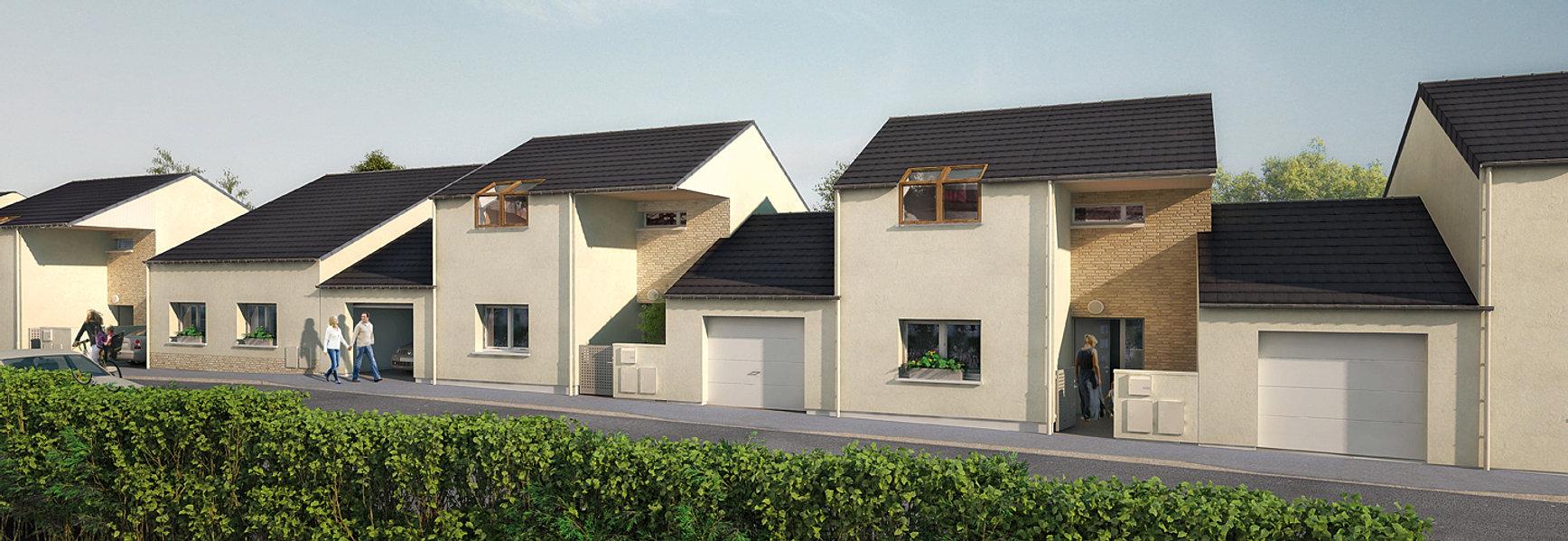 Toit aussi achat vente location maison amiens for Amiens location maison