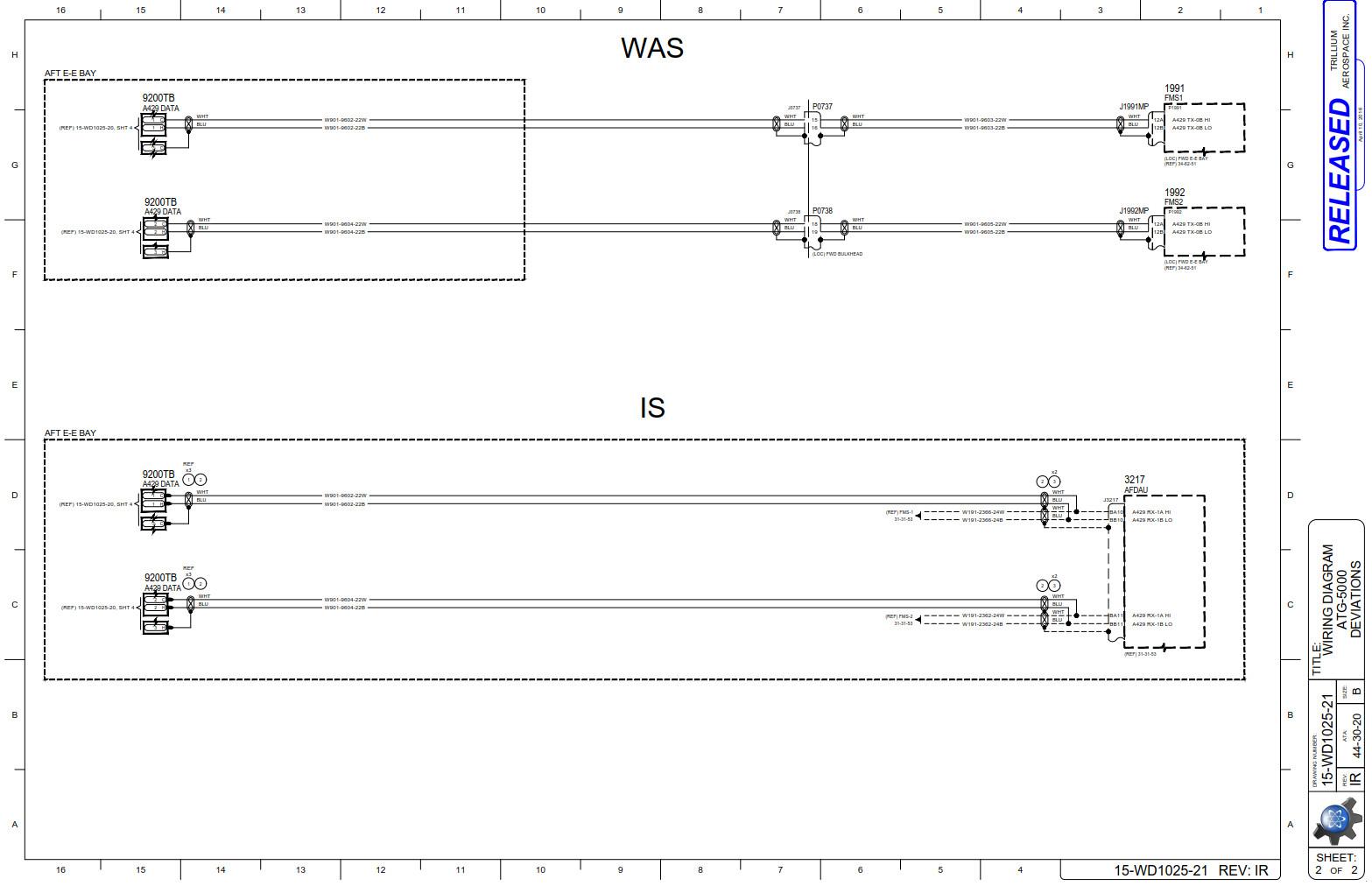trilliumaerospace portfolio wiring diagram was is