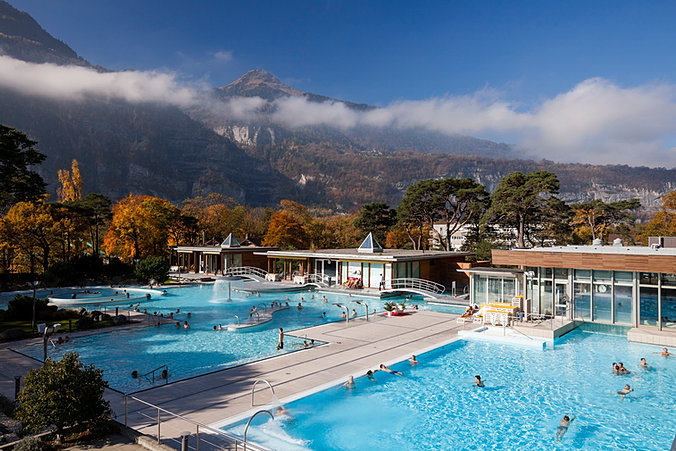 Accueil salon spa thalasso cures thermales for Thalasso les bains